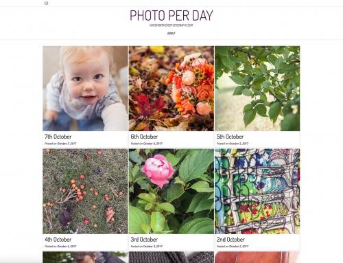 Photo Per Day