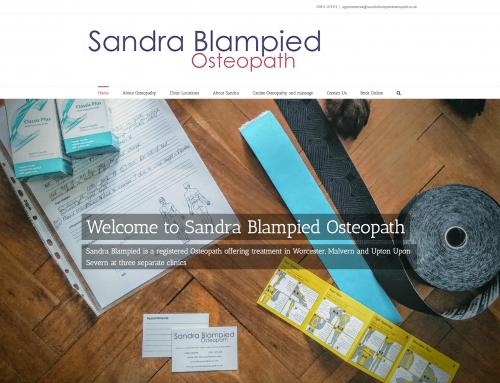 Sandra Blampied Osteopath